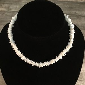 Jewelry - White Sea Shell Necklace